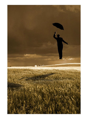 813366flying-man-with-umbrella-posters