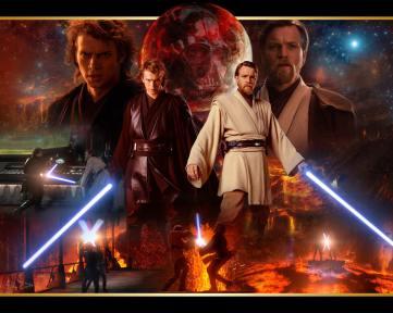 Πόλεμος άστρων σπαθιά