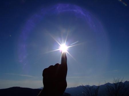 Sun  Fingers