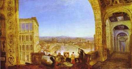 θέα τη ρώμης απο το βατικανό